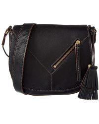 Tusk - Leather Saddle Bag - Lyst