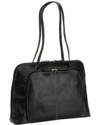 Buxton - Women's Euro Business Tote - Lyst
