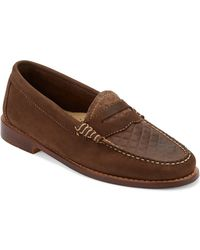 G.H.BASS - . Womens Classic Weejuns Whitney Penny Loafer Shoe - Lyst