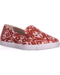 Giani Bernini - Gb35 Charaa Slip On Fashion Sneakers, New Coral - Lyst