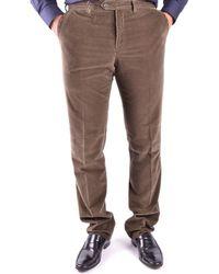 Ballantyne - Men's Mcbi032017o Brown Cotton Trousers - Lyst
