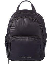 Juicy Couture - Aspen Mini Zippy Backpack, Black - Lyst