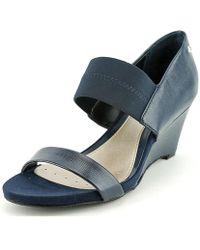 Alfani - Womens Maryka Open Toe Casual Platform Sandals - Lyst