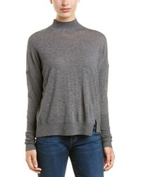 J Brand | Acacia Wool-blend Sweater | Lyst