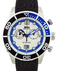 Brandt & Hoffman - Epicenter Men's Swiss Chronograph Diver Watch - Lyst