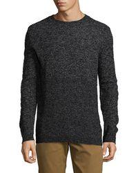 Slate & Stone - Crewneck Wool Jumper - Lyst