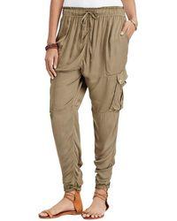 Denim & Supply Ralph Lauren - Drapey Fit Cargo Pants - Lyst