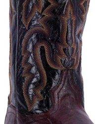 1f7f23d849f Lyst - Dan Post Boots Men's Badlands Cowboy Boot Dp3988 in Brown for Men