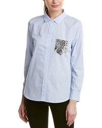 Equipment - Leema Shirt - Lyst