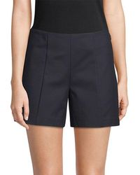 Saks Fifth Avenue Black - Tailored Power Stretch Short - Lyst