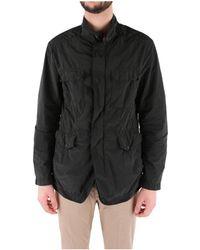 Allegri - Men's Green Polyester Outerwear Jacket - Lyst
