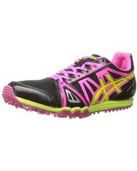 168b34c378ca Lyst - Nike Wmns Free Flyknit Chukka Hyper Pink in Purple