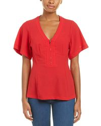 Nanette Lepore - What She Wants Top - Lyst