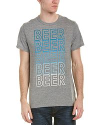 Chaser - Beer T-shirt - Lyst