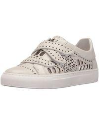 Rachel Zoe - Womens Jaden Low Top Buckle Fashion Sneakers - Lyst