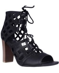 G by Guess - Womens Iniko Open Toe Casual Strappy Sandals - Lyst