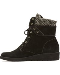 Walking Cradles - Womens Finch Leather Closed Toe Ankle Fashion Boots - Lyst