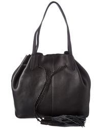 Rebecca Minkoff - Unlined Leather Tote - Lyst