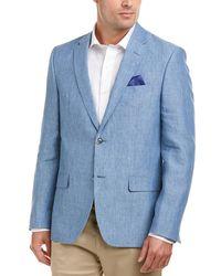 Ben Sherman - Crown Linen Sportcoat - Lyst