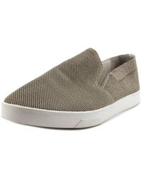 CALVIN KLEIN 205W39NYC - Inca Women Round Toe Synthetic Gold Sneakers - Lyst
