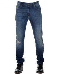 Vivienne Westwood - Men's Blue Cotton Jeans - Lyst