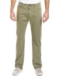 AG Jeans - The Graduate Sulfur Brindle Tailored Leg - Lyst