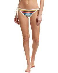 Shoshanna - Crocheted Bikini Bottom - Lyst