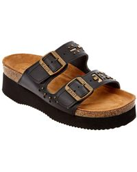 Naot - Tribeca Leather Sandal - Lyst