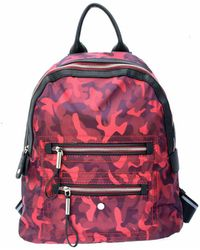 Bungalow 20 - Avery Camo Backpack - Lyst