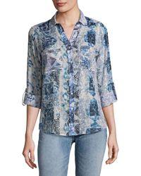 Raga - Carly Button-down Shirt - Lyst