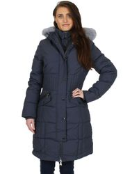 Pajar - Womens Annie Temperature Rated 4-layer Parka Coat Gray M - Lyst