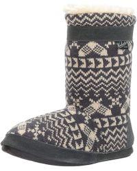 Woolrich - Whitecap Knit Boot - Lyst