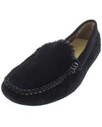 f0a7a301e1a Jack Rogers - Womens Taylor Suede Casual Driving Moccasins - Lyst