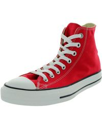 Converse - Chuck Taylor All Star Hi Basketball Shoes - Lyst