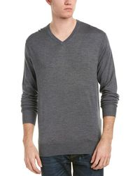 Peter Millar - Crown Soft Wool & Silk-blend Jumper - Lyst