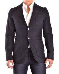 CoSTUME NATIONAL - Men's Mcbi074027o Black Cotton Blazer - Lyst