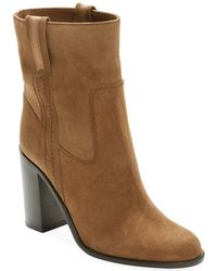 Kate Spade - Baise Leather Boot - Lyst