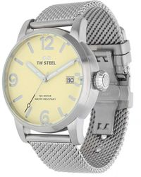 TW Steel - Watch Maverick Silver Mb1 - Lyst