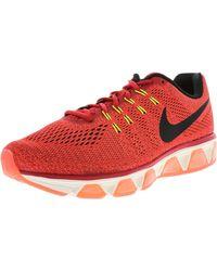 huge discount 41e21 86fb3 Nike - Women s Air Max Tailwind 8 University Red   Black-hyper Orange-volt
