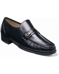 Florsheim - Men's 17116-01 - Imperial Como - Black - Lyst