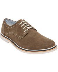 0369ef3051b Lyst - Steve Madden Sencha Wingtip Toe Leather Oxford for Men