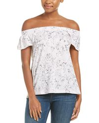 Michael Stars - Off-the-shoulder Top - Lyst