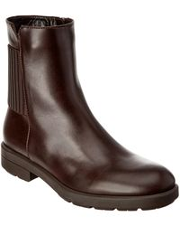 Aquatalia - Lena Waterproof Leather Boot - Lyst