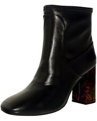 Charles David | Womens Trudy Square Toe Ankle Fashion Boots Fashion Boots | Lyst