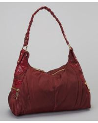 Tiffany & Fred - Nylon Hobo - Lyst