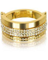 Vita Fede - Women's Gold Metal Ring - Lyst