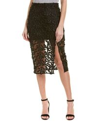 Bardot - Fiona Pencil Skirt - Lyst