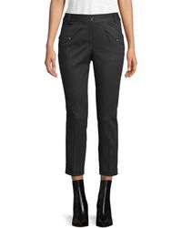 Laundry by Shelli Segal - Classic Skinny Trousers - Lyst