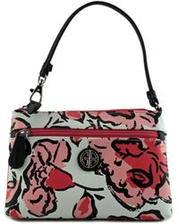 Giani Bernini - Floral All-in-one Wristlet Faux Leather Wristlet - Lyst