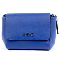 Andrew Charles by Andy Hilfiger - Andrew Charles Womens Handbag Blue Vera - Lyst